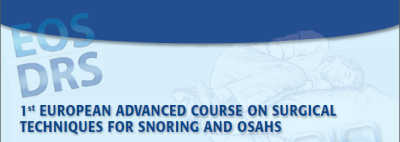 Course on Surgical Techniques for Snoring and OSAHS
