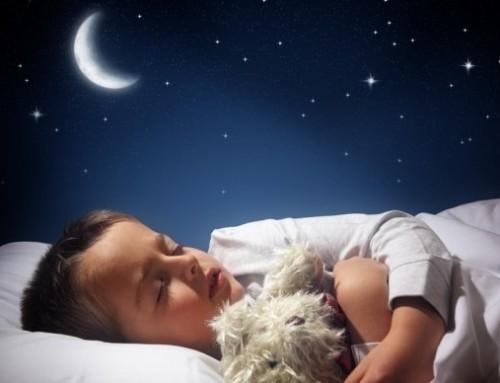 Insonnia e bambini: le 7 regole per imparare a dormire