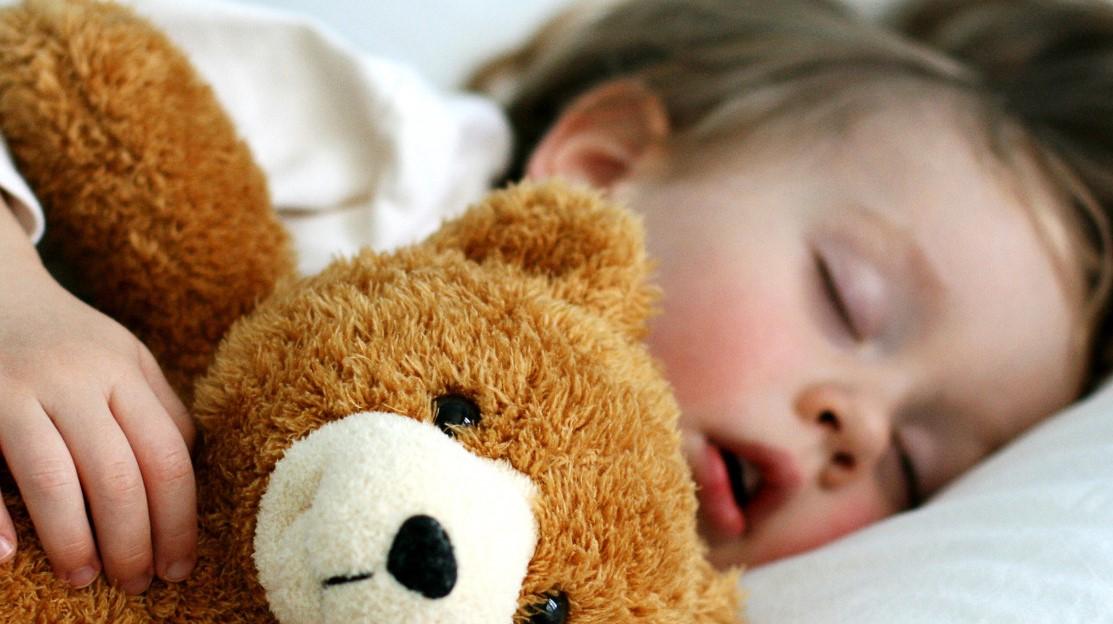 Russamento e apnee notturne nei bambini