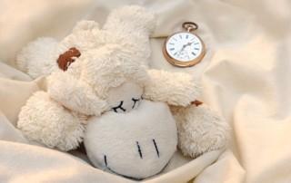 Perché il mio bambino non dorme?